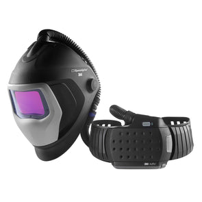 3M Speedglas 9100 Air Helmet With Adflo Respirator