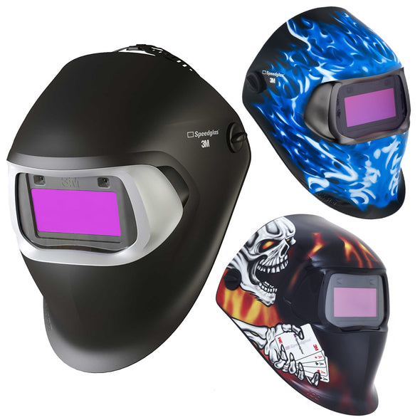 3M Speedglas 100 Series Welding Helmet