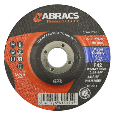 Abracs Phoenix II Cutting Disc