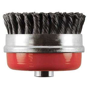 Abracs Twist Knot Wire Cup Brushes (Pack of 5)