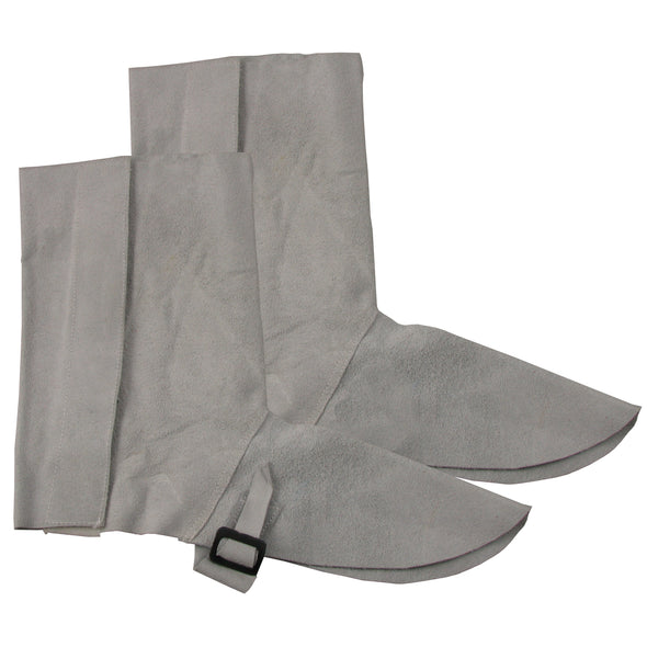 Chrome Leather Welding Gaiters