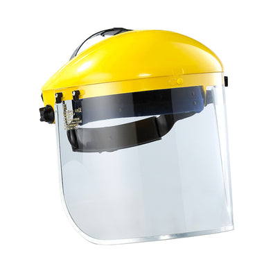 Blue Eagle Face Shield With Clear Visor