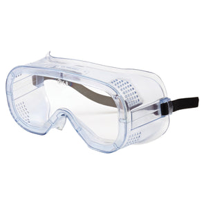 Clear Direct Safety Goggles