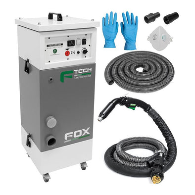 F-Tech Fox Mobile Fume Extraction Package