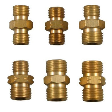 Gas Hose Coupler
