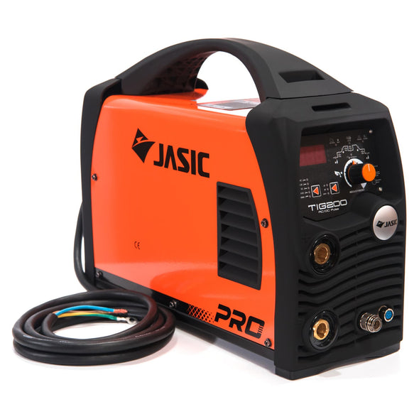 Jasic 200P AC/DC Mini Digital Tig Welder