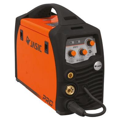 Jasic Mig 200 PFC Dual Voltage Welder Inverter