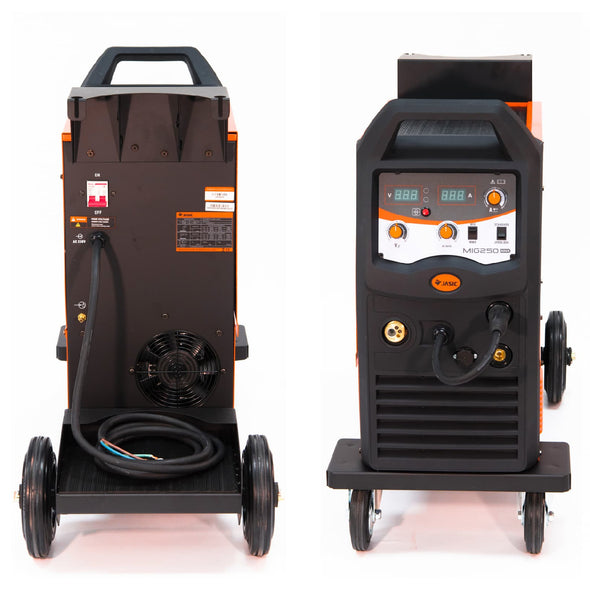 Jasic Mig 252 Compact Welding Inverter Package