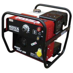 Mosa Magic Weld 200 Petrol Welder Generator