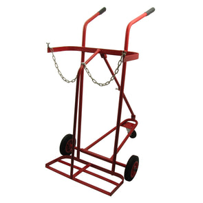 Twin Cylinder Oxy/Acetylene Trolley 3 Wheel
