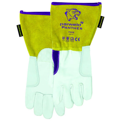 Parweld Panther Fingertip Sensitivity Tig Glove