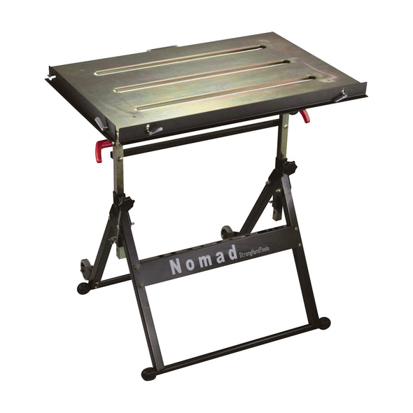 Nomad Adjustable Welding Table