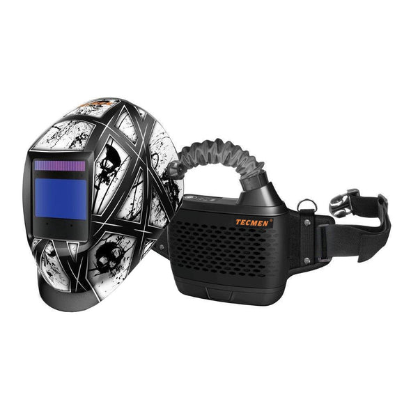 Tecmen V1 PAPR Air Fed Welding Helmet