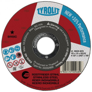 Tyrolit Super Thin Cutting Disc