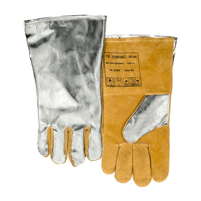 Weldas Aluminised Gauntlet Glove