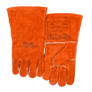 Weldas Cotton Lined Welding Glove