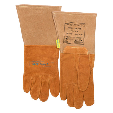 Weldas Soft Touch Tig Welders Glove