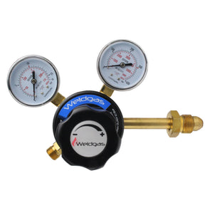 Single Stage 2G Side Entry Oxygen Regulator