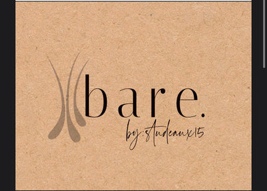 b a r e. Complete Hair System *ALL PRE-ORDERS SHIP APRIL 15TH 2021!!*