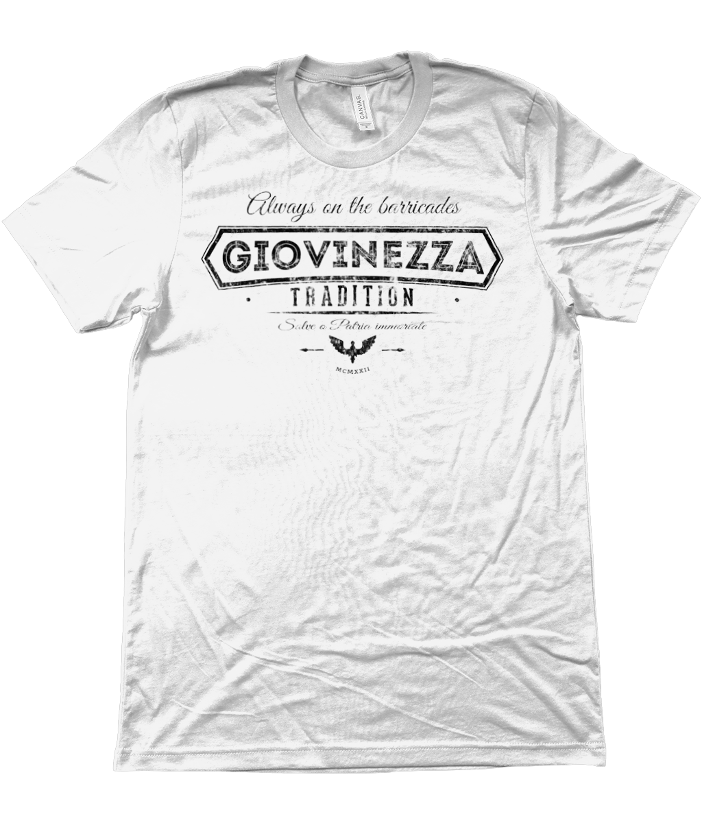 Giovinezza - Tradition (Black print)