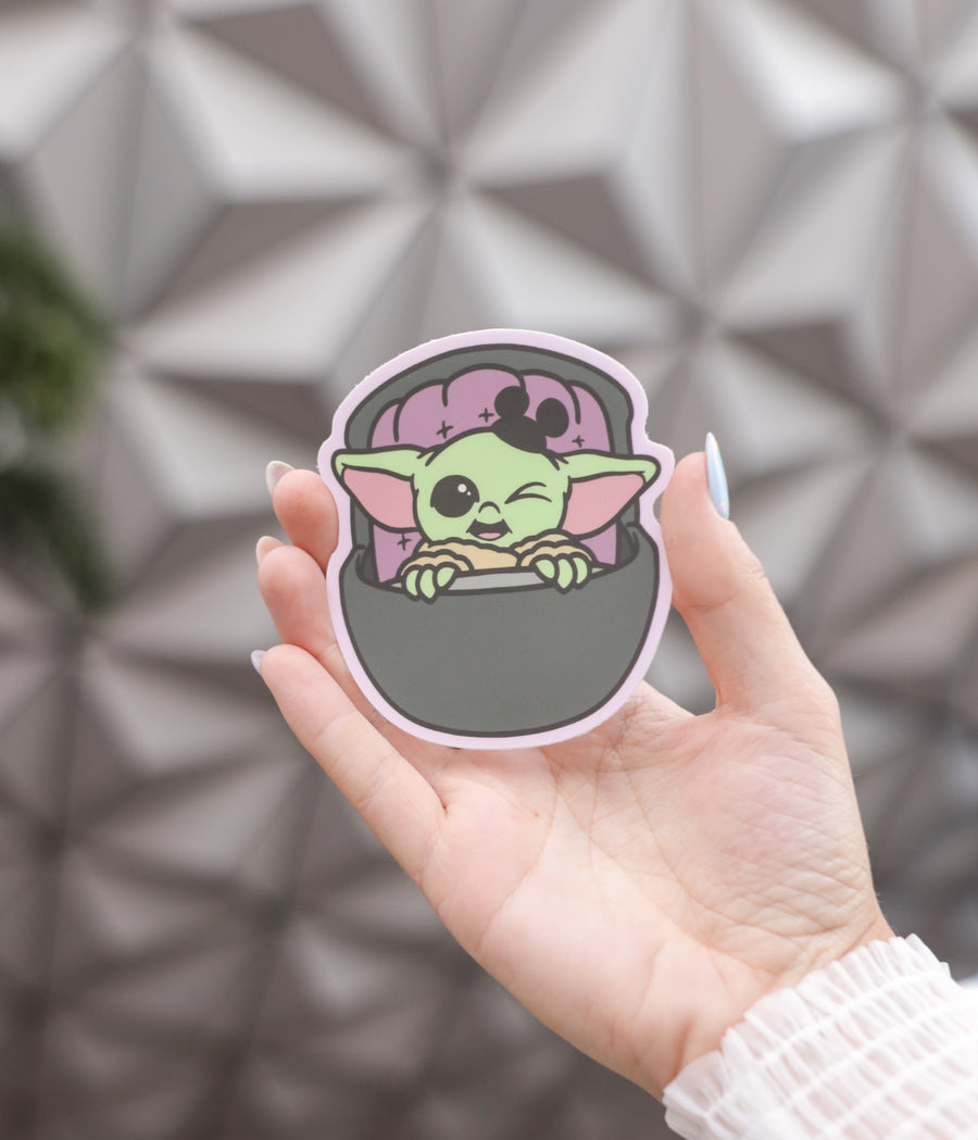 Doom Buggy Sticker!
