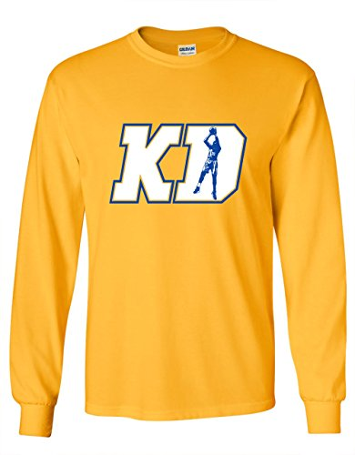 ac2f10b27 The Silo Long Sleeve GOLD KD DURANT Golden State