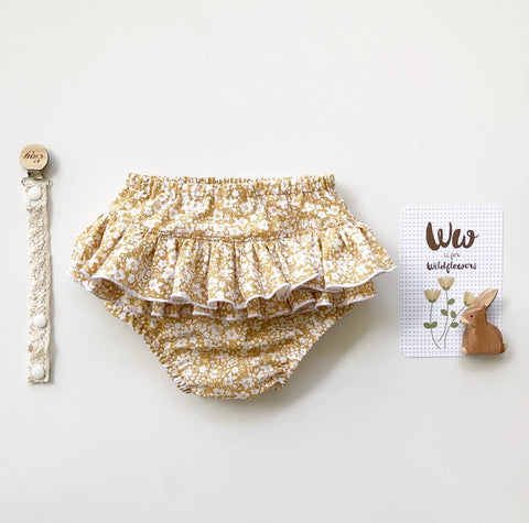 Printed  Ruffle Bloomers - 8 styles