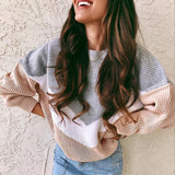 Sweaters women winter Pullover  jumpers knitted clothes fashion sweater women's - City Chick Fashions LLC