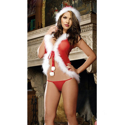Christmas Sexy Lingerie Porno Erotic Bodydoll Sexy Fashion - City Chick Fashions LLC