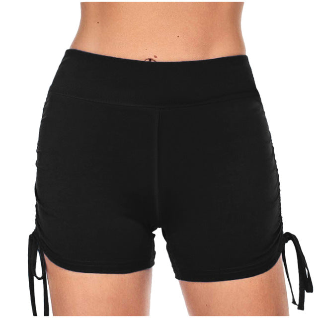 Summer Sexy Shorts, Bodycon Stretchy Fitness Shorts, Sportswear, Bodycon Shorts, Breathable Push Up Women Shorts, Sportswear - City Chick
