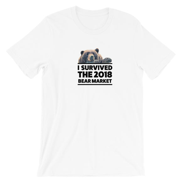 I Survived The 2018 Bear Market T-Shirt