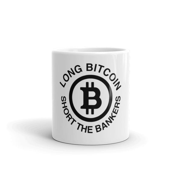 Long Bitcoin Short The Bankers Mug