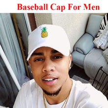 Load image into Gallery viewer, Green Pineapple Baseball Hat