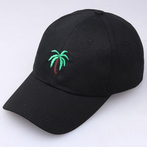Black Palm Tree Hat