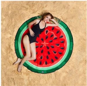 Watermelon Waterproof Beach Towels