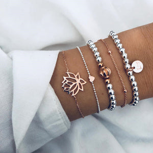 Powerful Tassel Bracelet