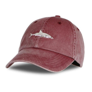 Red Shark Hat