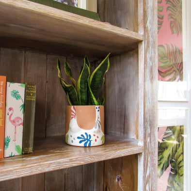 GroupPartner | Matisse Plant Pot Tanned in Vases & Plant Pots from Oriana B. www.orianab.com