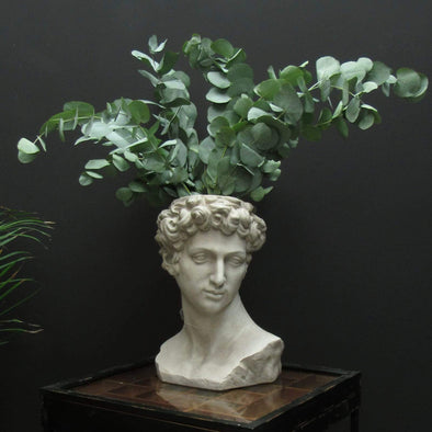 Head of David | Plant Pot in Vases & Plant Pots from Oriana B. www.orianab.com