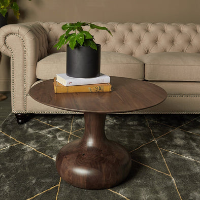 Mushroom Coffee Table in Tables from Oriana B. www.orianab.com
