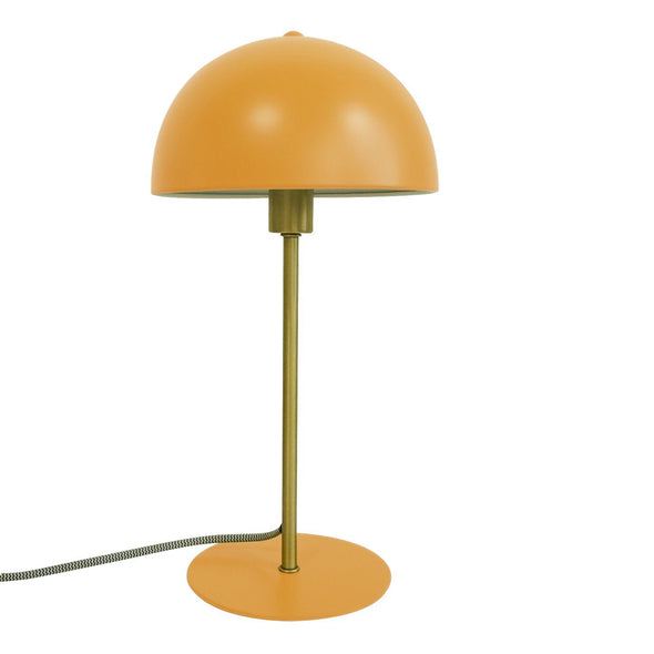 Ochre Art Deco Lamp | 39cm in Lighting from Oriana B. www.orianab.com