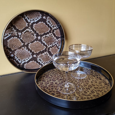Serving Trays | Set of 2 in from Oriana B. www.orianab.com