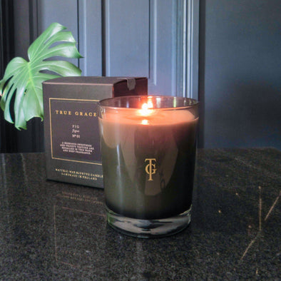 True Grace | Fig | Classic Candle in Candles & Holders from Oriana B. www.orianab.com