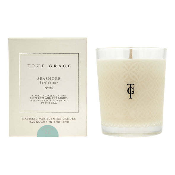 True Grace | Seashore | Classic Candle in Candles & Holders from Oriana B. www.orianab.com