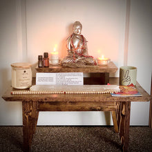 Load image into Gallery viewer, Meditation Altar