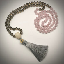 Load image into Gallery viewer, Bodhi Waterdrop 108 Prayer Mala