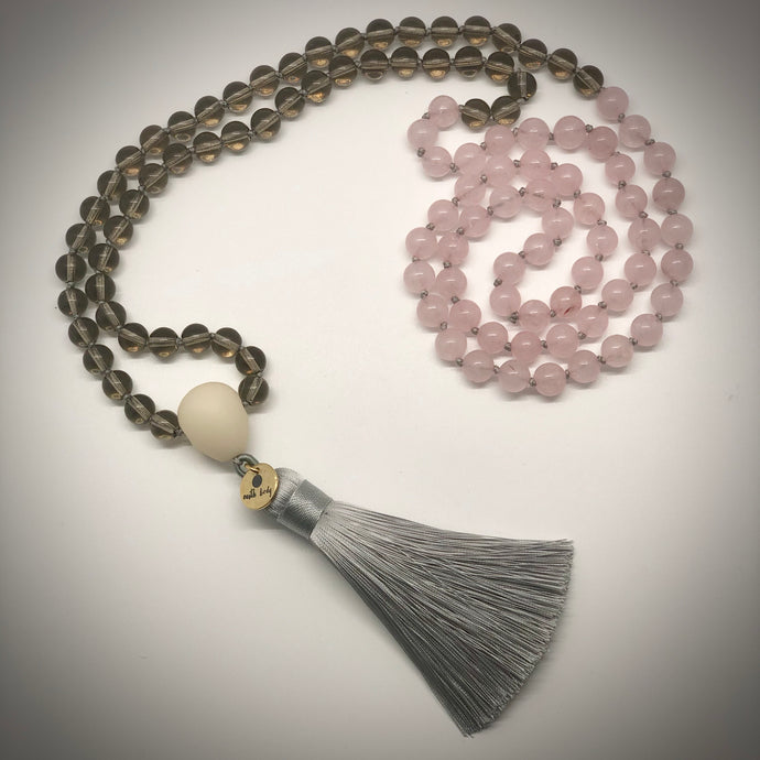 Bodhi Waterdrop 108 Prayer Mala