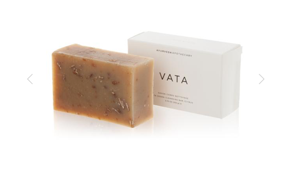 Vata Dosha Cleansing Bar