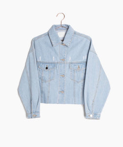 The Frances Denim Jacket