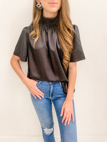 Black Holiday Top